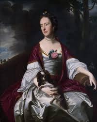 Mrs  Jerathmael Bowers   John Singleton Copley            Work of     The Metropolitan Museum of Art