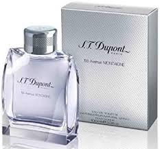 <b>S.T. Dupont 58 Avenue</b> Montaigne Mens EDT 100ml: Amazon.co.uk ...
