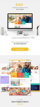 kids kindergarten and child care muse templates by rometheme kids is a clean modern and fully responsive muse template it is designed for kindergarten childcare homeschooling school learning