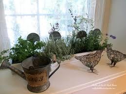 Kitchen Windowsill Herb Garden Diy Windowsill Windowboxes Our Fairfield Home Garden