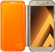 <b>Samsung Neon Flip Cover</b> EF-FA520 для <b>Galaxy</b> A5 (2017 ...