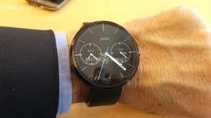 Фото дня: «<b>умные</b>» <b>часы Motorola Moto</b> 360 во всей красе