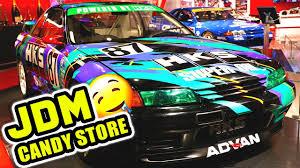 <b>NISMO</b> OMORI FACTORY TOUR - THE <b>JDM</b> CAR CANDY STORE ...