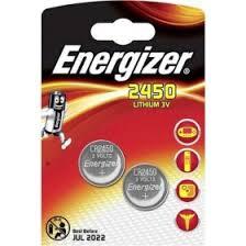 <b>Батарейка Energizer</b> (<b>CR2450</b>, 2 шт) в интернет-магазине ...