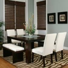 person dining room table foter: my table but bistro and high chairs square table for