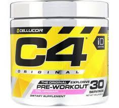 Cellucor, <b>C4 Original</b>, <b>предтренировочный</b> комплекс, розовый ...
