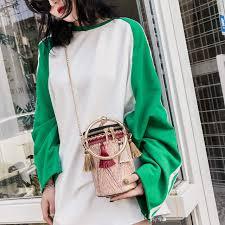 Designer <b>Straw Bags</b> Rattan <b>Woven Beach Bag Shoulder Bags</b> ...