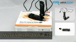 Обзор <b>AVerMedia AVerTV Hybrid</b> Volar T2 - YouTube