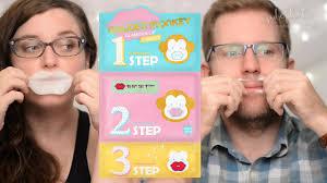 Holika <b>Holika Golden Monkey Glamour</b> Lip 3-Step Kit Review ...