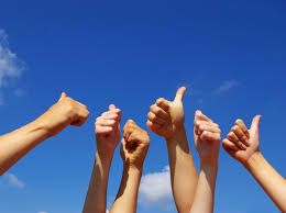 Image result for group thumbs up
