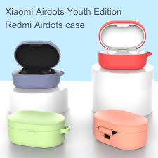 <b>2020 New</b> TPU Soft Case For <b>Redmi Xiaomi Airdots</b> Silicone ...