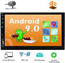 EINCAR Android 9.0 2 Din Car Stereo with GPS ... - Amazon.com