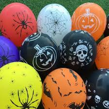 "10pcs 12"" <b>Halloween Balloon Party Balloon</b> Kids Toys <b>Pumpkin</b> ..."