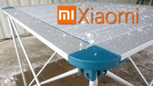 <b>Складной</b> туристический <b>СТОЛ XIAOMI Xiaomi</b> youpin Aluminum ...