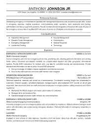 professional emergency communications specialist templates to example email email com professional summary outstanding emergency communications specialist management experience and exceptional people skills