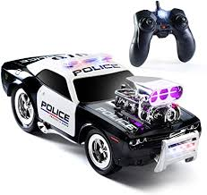 Prextex <b>RC</b> Police <b>Car</b> Remote Control Police <b>Car RC</b> Toys Radio ...