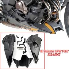 MT07 FZ07 Motorcycle <b>Rear Seat Cover</b> Cowl <b>Painted</b> MT 07 FZ 07 ...