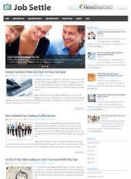 jobsettle com starter site listed on turnkey employment stunning premium design