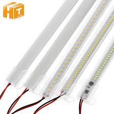 <b>LED Bar Light</b> AC220V High Brightness 8W 50cm <b>30cm</b> 72LEDs ...