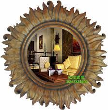 sun mirror wall