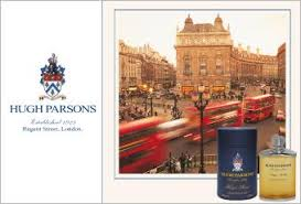 <b>Hugh Parsons</b> – Refined men's fragrances | parfumdreams