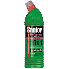 <b>Чистящее средство Sanfor 10в1</b> летний дождь 1000 мл купить ...