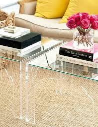 living room end tables lucite table acrylic furniture home decor acrylic furniture lucite