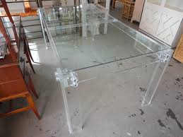 Acrylic Dining Room Chairs Acrylic Dining Table And Chairs Re Re Dining Room Acrylic Swiftngco