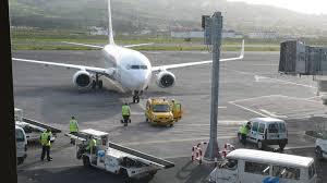 Cerrado el aeropuerto Los Rodeos en Tenerife