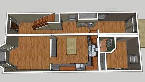 Architecture Home Floor Plans for Small and Large Size Land        Architecture Large size Lower Floor Laminate Flooring Ideas For Open Floor Plan Rectangular House Inlay
