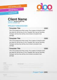 dont hold back on your invoice inspiring designs website design invoice design template lance templates 35 best interior oloo adam cooper invoice template by adamjamescooper d5