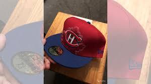 <b>Бейсболка New Era NHL</b> Montreal Canadiens купить в Москве с ...