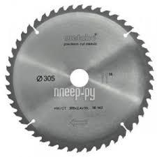 <b>Диск Metabo HW/CT 305x30</b> 56WZ 628064000