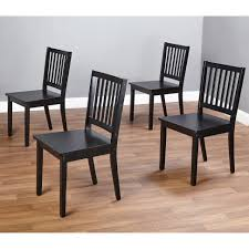 black kitchen dining sets:  dining room large size kitchen dining chairs furniture walmart com shaker set of  black