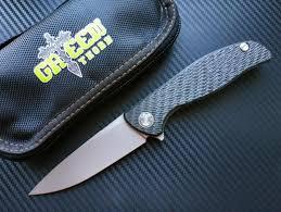 <b>Нож</b> складной Широгоров Ф95 Хати (Green <b>Thorn</b>) <b>сталь</b> D2 на IZI ...