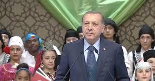 Cumhurbaşkanı Erdoğan Nazım Hikmet'in şiirini okudu