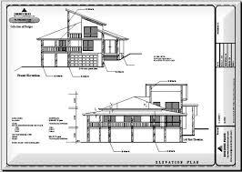 Pole home kithome Kit home split level family design hillside    kit home pole home