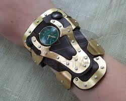 futuristic steampunk watch by kyphoscoliosis time machines futuristic steampunk watch by kyphoscoliosis