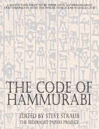 hammurabi code essay homework help columbus library code of hammurabi essays over 180 000 code of hammurabi essays code of hammurabi term papers code of hammurabi research paper book reports