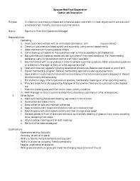 shift manager duties   wiqso semper resumehr job description for resume employment office vancouver