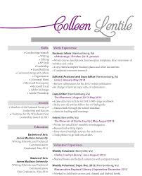 beth wertz resume design   can your resume take the heat colleen resume