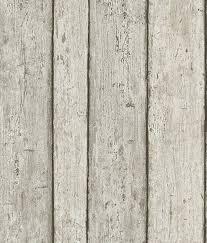 Soffitto In Legno Grigio : Carta da parati finto legno doghe realistiche usurate invecchiate