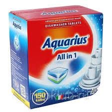 <b>Таблетки для ПММ Aquarius ALL</b> in 1, УЦЕНКА, 150 шт: продажа ...