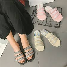 <b>Bailehou</b> Women <b>Slippers Flip Flops Summer</b> Women Fashion ...