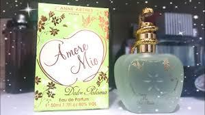 Resenha Perfume <b>Amore Mio</b> Dolce Paloma (<b>Jeanne Arthes</b> ...