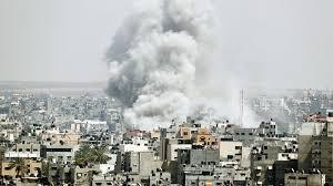 Netanyahu pledges 'massive strikes' in Gaza as death toll rises ...
