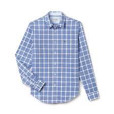 mens small check pattern shirt check small