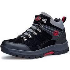 <b>Spring</b> Autumn Outdoor Sports Unisex Climbing Trainin Ankle Boots ...