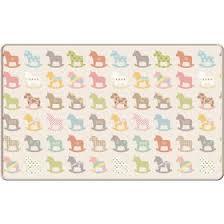 <b>Игровой коврик Parklon</b> Sillky «Деревянные лошадки» (4871047 ...