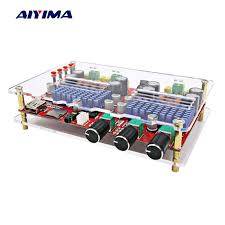 Aiyima <b>TDA3116 Bluetooth</b> Digital Amplifier Board 2*60W+<b>100W 2.1</b> ...